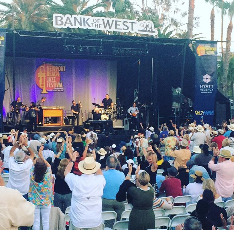 Newport Beach Jazz Festival